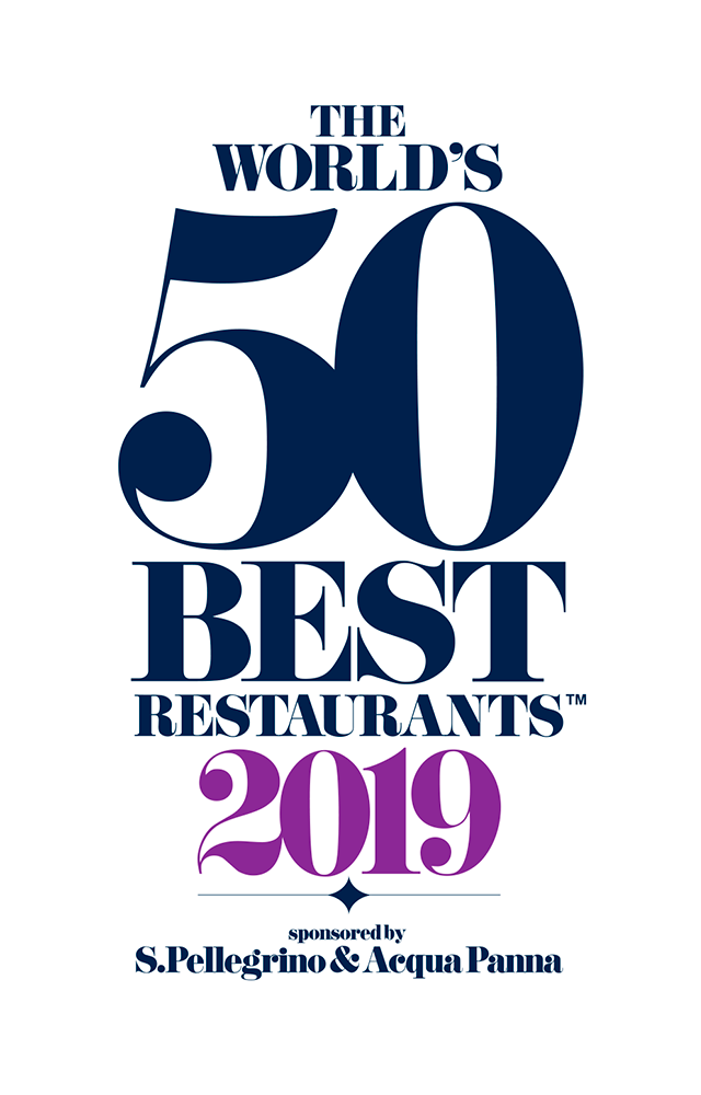 the worlds's 50 best restaurants 2019